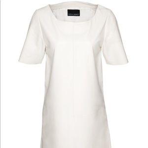 Cynthia Rowley Leather Dress